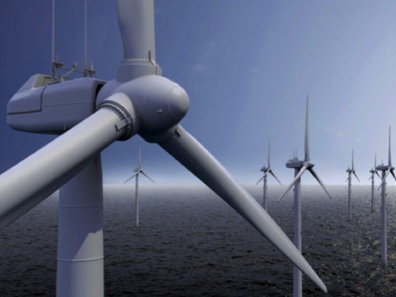Ministerija kloja pamatus vėjo energetikai Baltijos jūroje