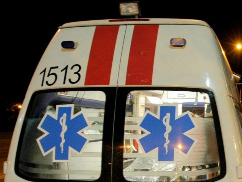 Rokiškyje automobilis partrenkė dvi pėsčiąsias, viena žuvo vietoje