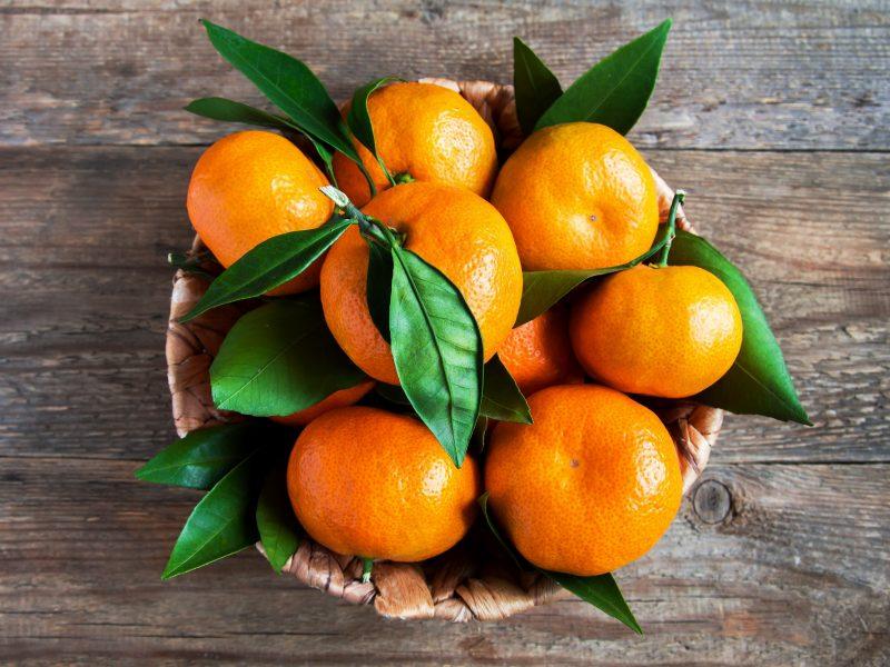 Mandarinų sezonas jau čia: ko dar nežinojote apie šiuos citrusinius vaisius