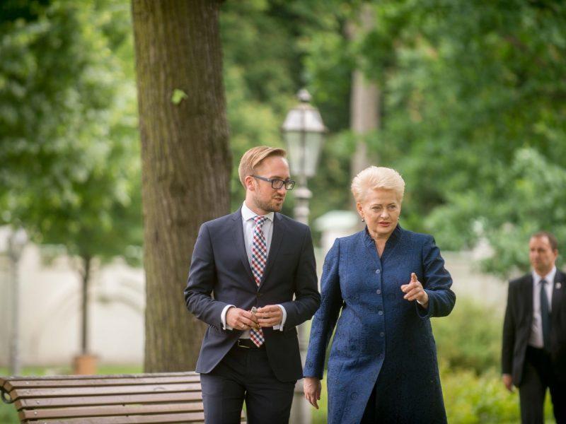 Atskleidė D. Grybauskaitės derėjimosi įgūdžius: gavo 80 proc. nuolaidą kilimui