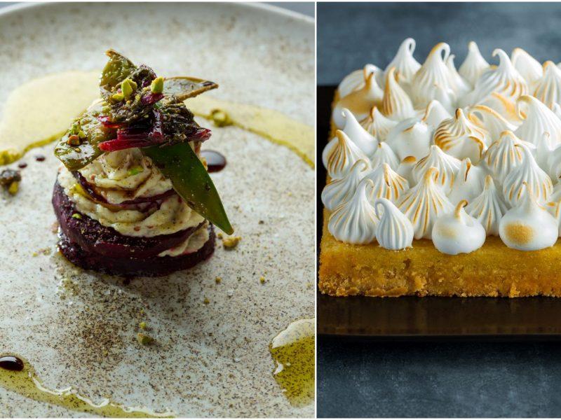Savaitgalio pietums – burokėlių lazanija ir citrininis pyragas
