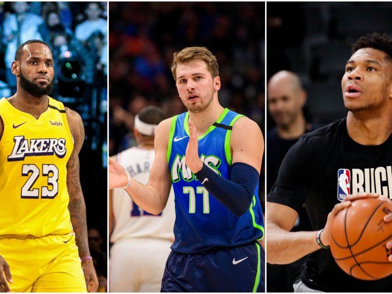 """Paaiškėjo NBA """"Visų žvaigždžių"""" starto penketo nariai ir kapitonai"""