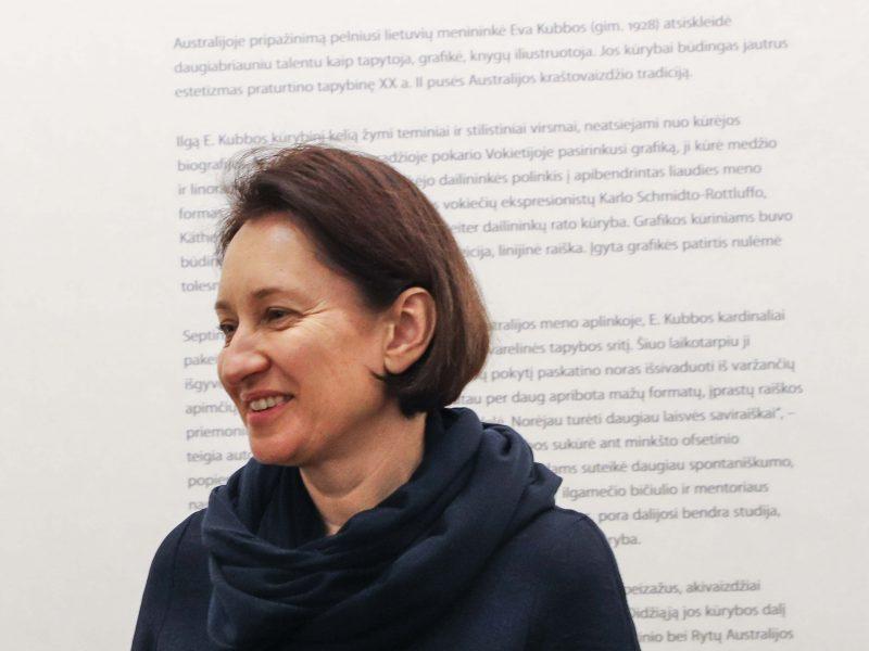 Metų muziejininko 2018 vardas suteiktas I. Mažeikienei