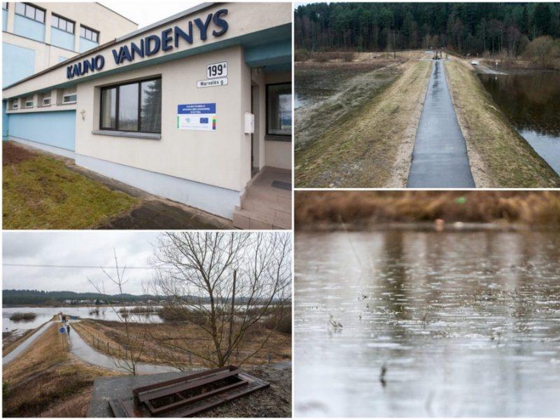Kauno teismas atvertė nevalytų nuotekų leidimo į Nemuną bylą
