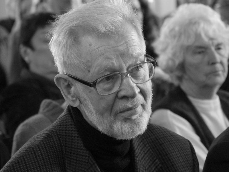 Mirė rašytojas V. J. Bubnys