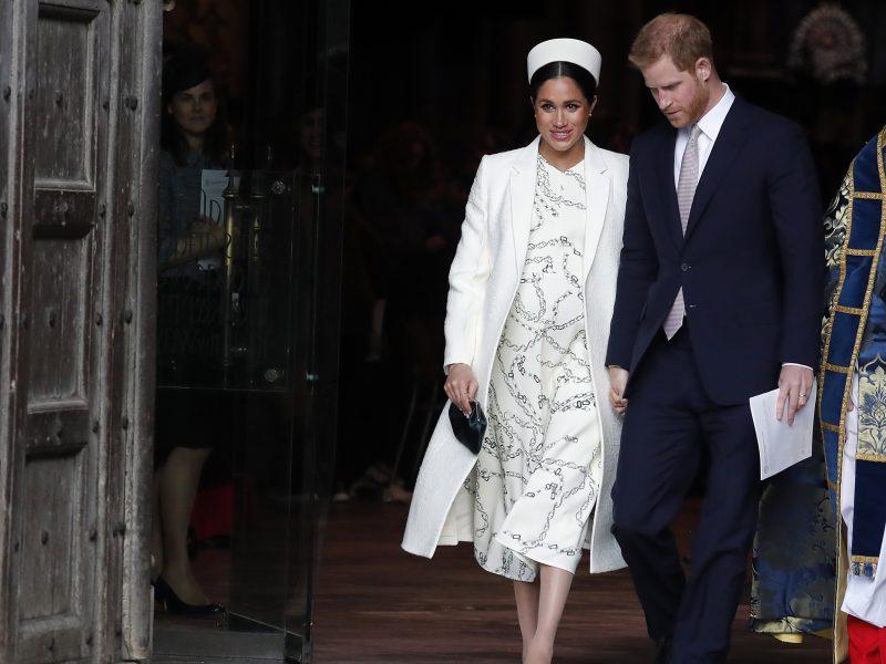 Harry ir Meghan: naujasis karališkasis kūdikis gali būti amerikietis
