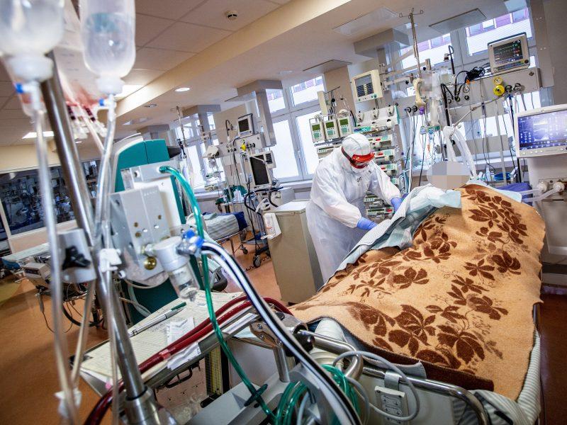 Nuo koronaviruso mirė dar vienas Antavilių pensionato gyventojas