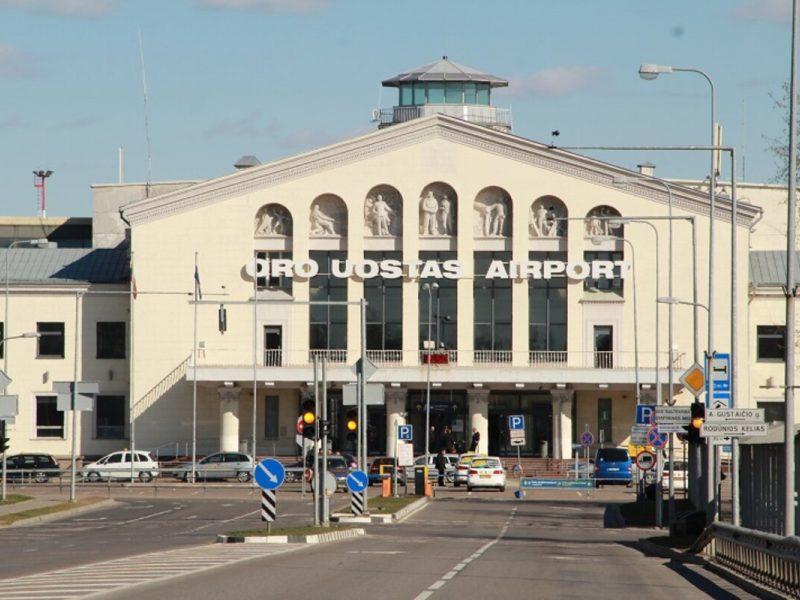 Maloni staigmena: Vilniaus oro uoste atsiras nemokamos geriamojo vandens stotelės