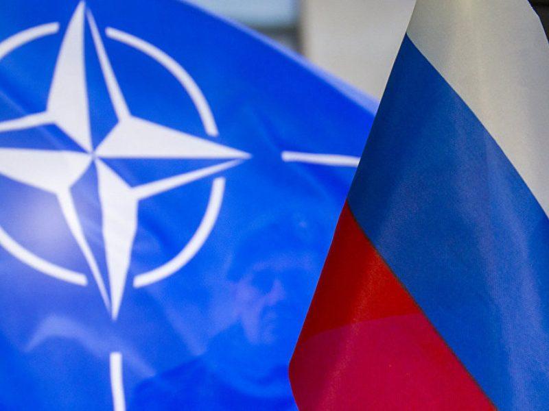 Rusija ir NATO kitą savaitę aptars INF sutarties likimą