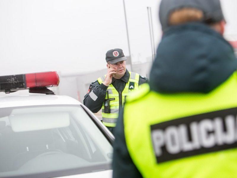 Neramumai uostamiestyje tęsiasi: Klaipėdos prekybos centre aidėjo šūviai