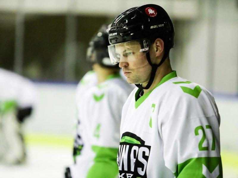 """Lietuvos rinktinėje – rekordinis """"Kaunas Hockey"""" žaidėjų skaičius"""