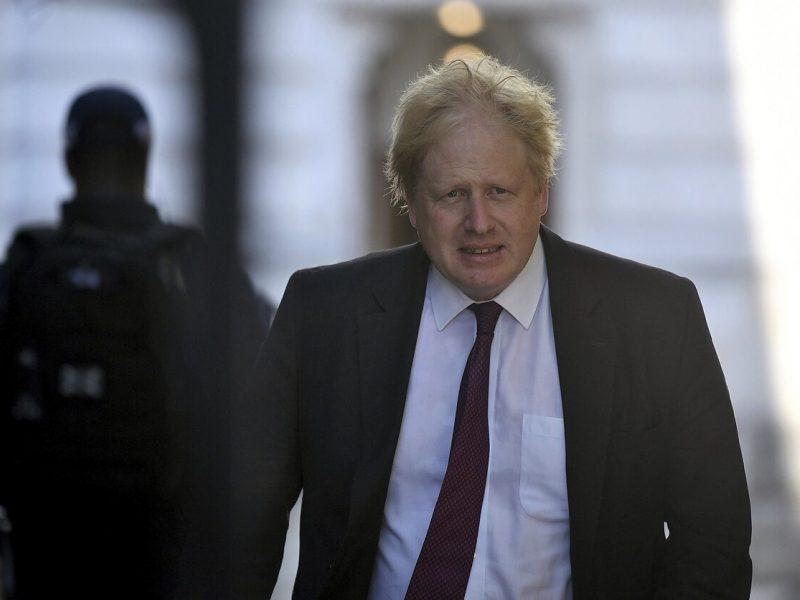 """Kandidatas tapti Britanijos premjeru B. Johnsonas žada rudenį įgyvendinti """"Brexit"""""""