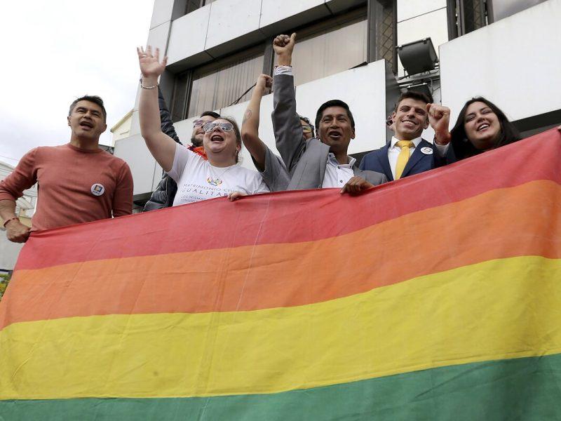 Ekvadoro Konstitucinis Teismas įteisino tos pačios lyties asmenų santuokas