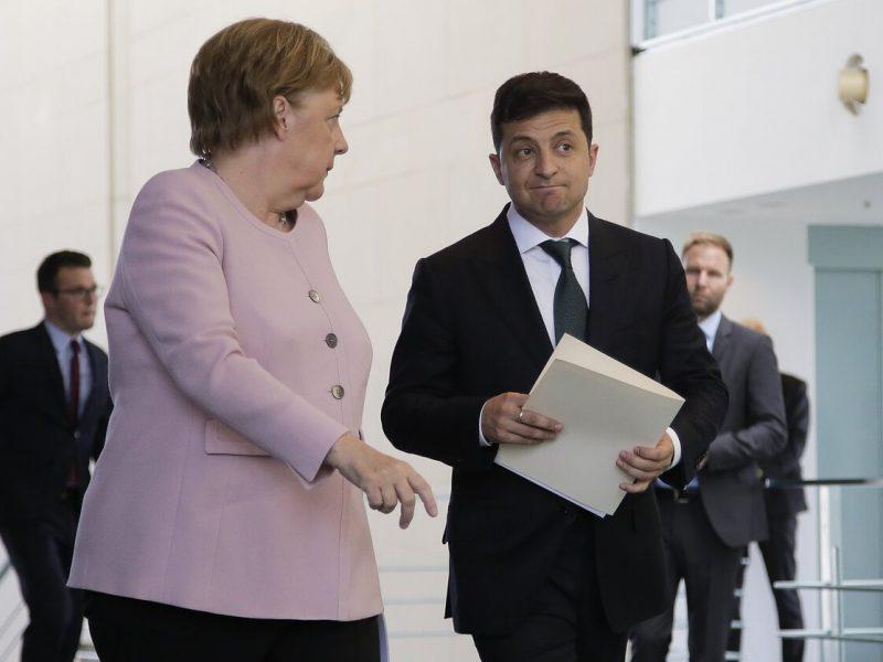 Ukrainos prezidentas nusivylęs ETPA sprendimu leisti sugrįžti Rusijos delegacijai