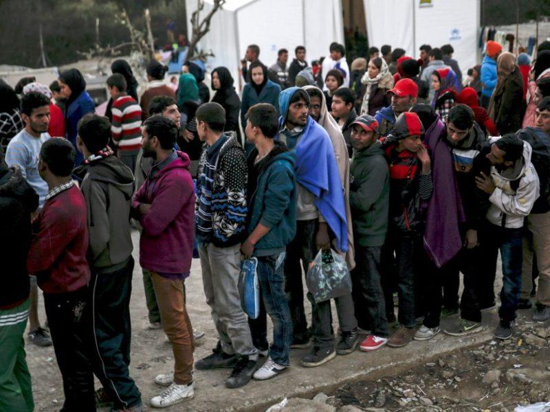 Nuo metų pradžios smarkiai išaugo ES prieglobsčio prašančiųjų skaičius