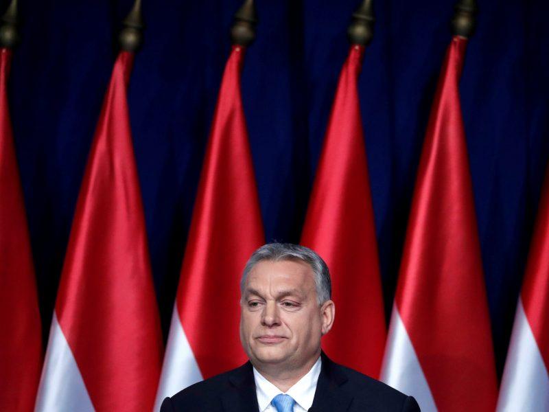 Vengrijos premjeras: šalies daugiavaikės mamos bus visiškai atleistos nuo mokesčių