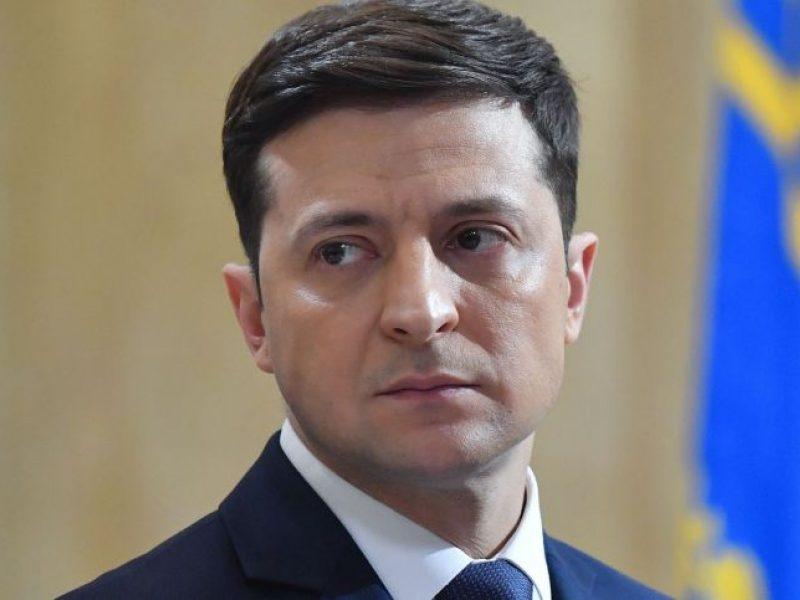 Kremlius perspėjo Ukrainos naująjį prezidentą neprašyti griežtinti sankcijas Maskvai