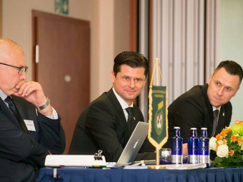 LFF pateikė atsakymą Lietuvos Respublikos Seimo Jaunimo ir sporto reikalų komisijai