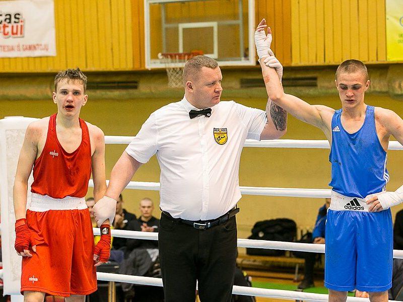D. Pozniako tarptautinio bokso turnyro finalai vyks be žiūrovų