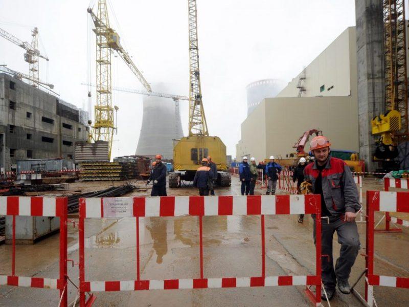 Lietuva sieks Espo išvados dėl netinkamos Astravo AE aikštelės