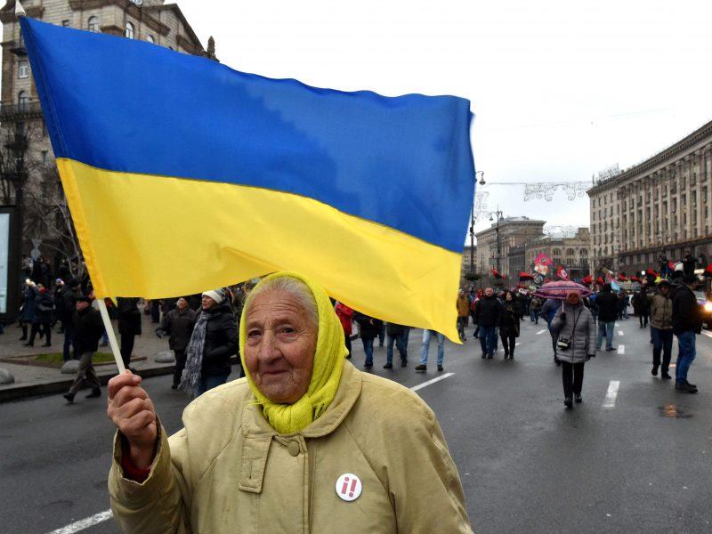 Paaiškėjo, kada bus organizuojami Ukrainos prezidento rinkimai