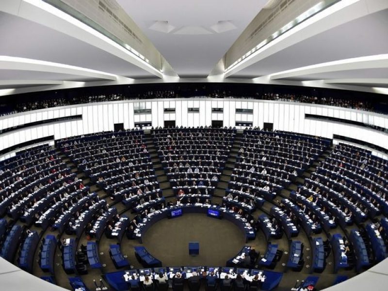 Rinkimų komisija panaikino penkių į EP išrinktų Seimo narių įgaliojimus