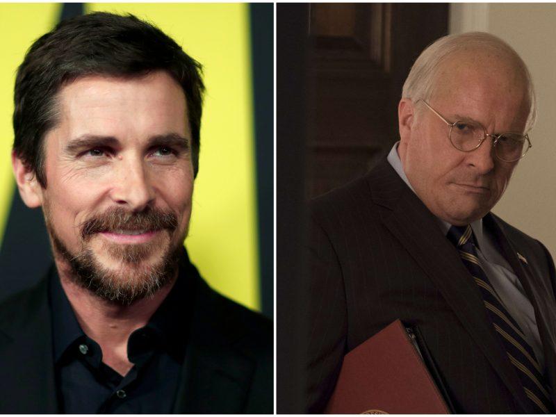 Aktorius C. Bale'as nusprendė: savo kūno svorio nebekoreguos dėl kino