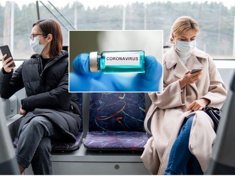 Dėl augančių užsikrėtimų koronavirusu pastebima pasikeitusi gyventojų kasdienybė