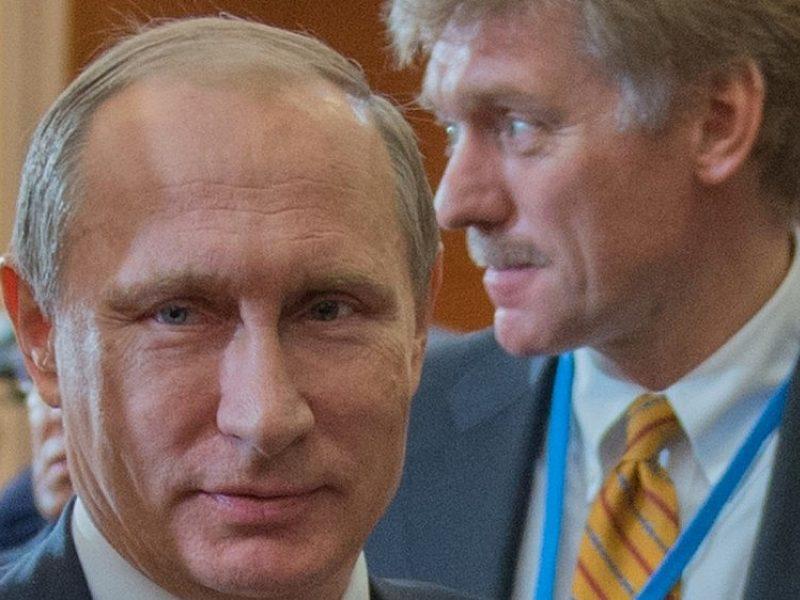 V. Putino atstovo duktė dirba stažuotoja Europos Parlamente