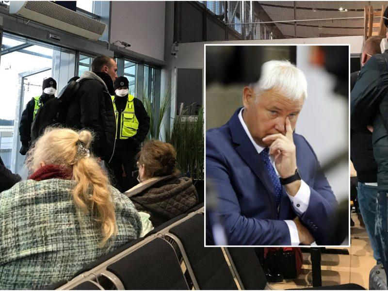 Džiaugiantis atsilaisvinimais meras: Klaipėda lieka Lietuvos vartai į pasaulį