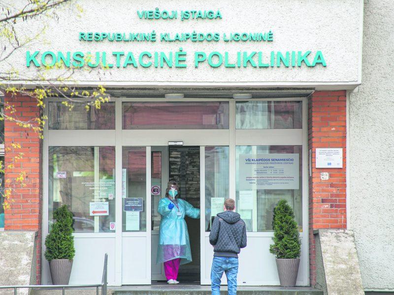 Respublikinė Klaipėdos ligoninė atnaujina paslaugas