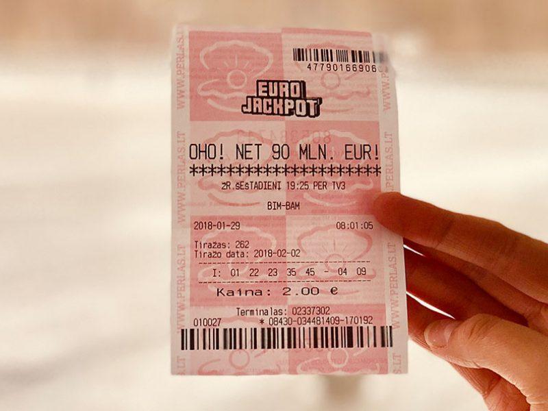 Žaidėjas iš Lenkijos nuskynė 45milijonus eurų