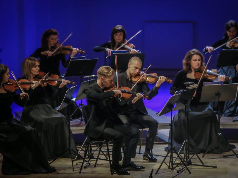 Klaipėdos muzikos pavasaris: skambės J. S. Bacho Brandenburgo koncertai