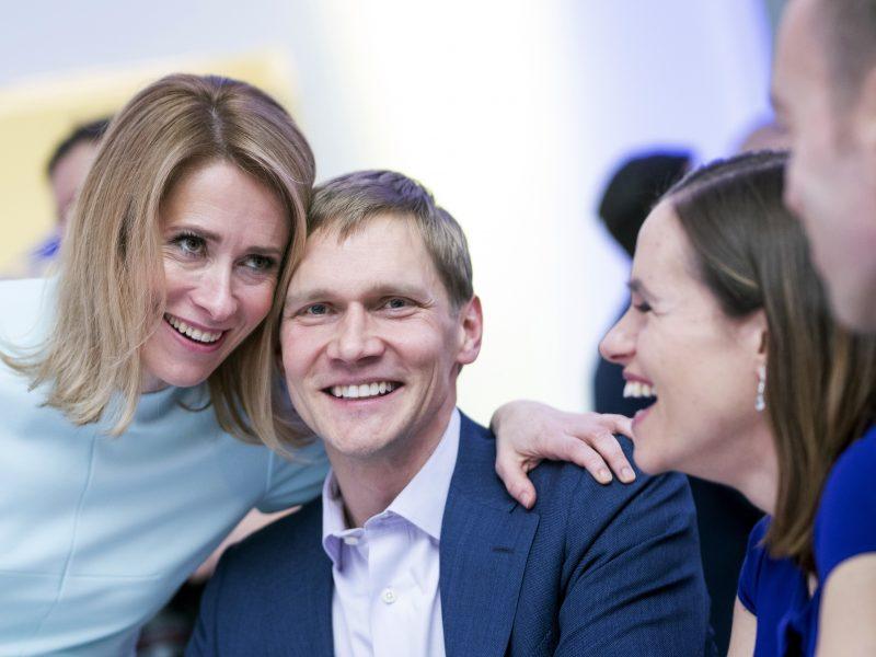 Estijos rusakalbis jaunimas labiau pasitiki Rusija negu NATO