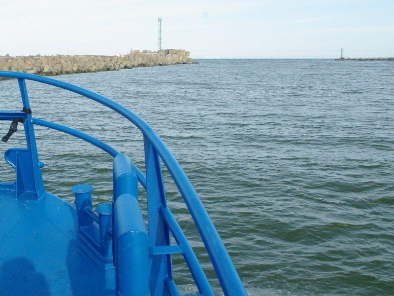 Baltijos jūros regione – žaliųjų uostų koncepcijų kūrimo bumas