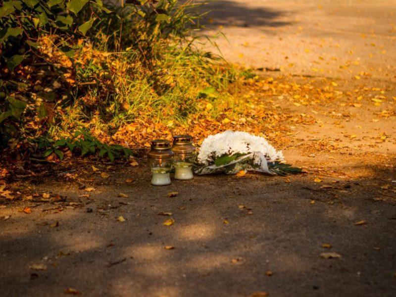 Širvintų rajone rastas galimai automobilio partrenktas vyro kūnas