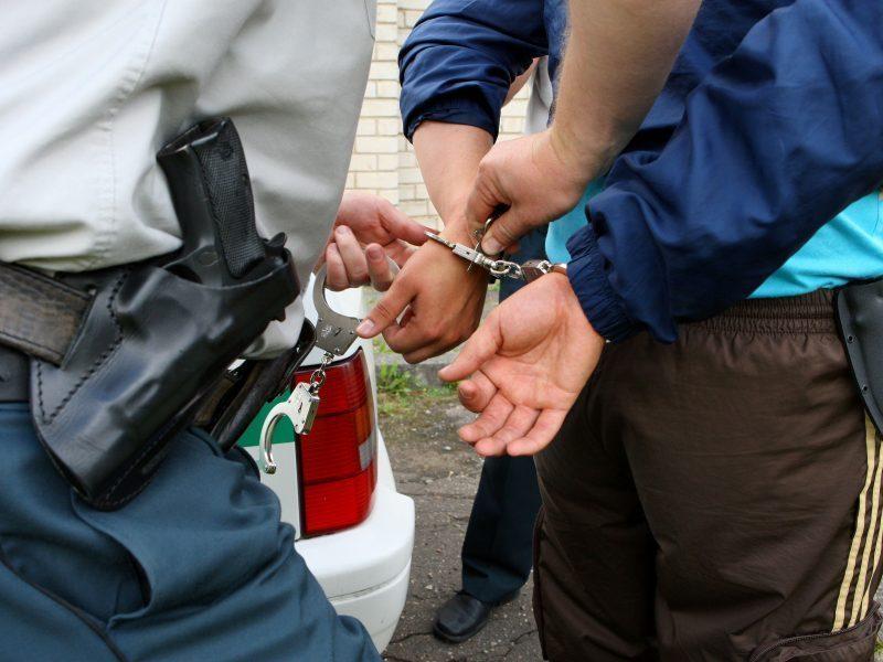 Klaipėdoje sulaikytas Rusijos pilietis, turėjęs netikrą vairuotojo pažymėjimą