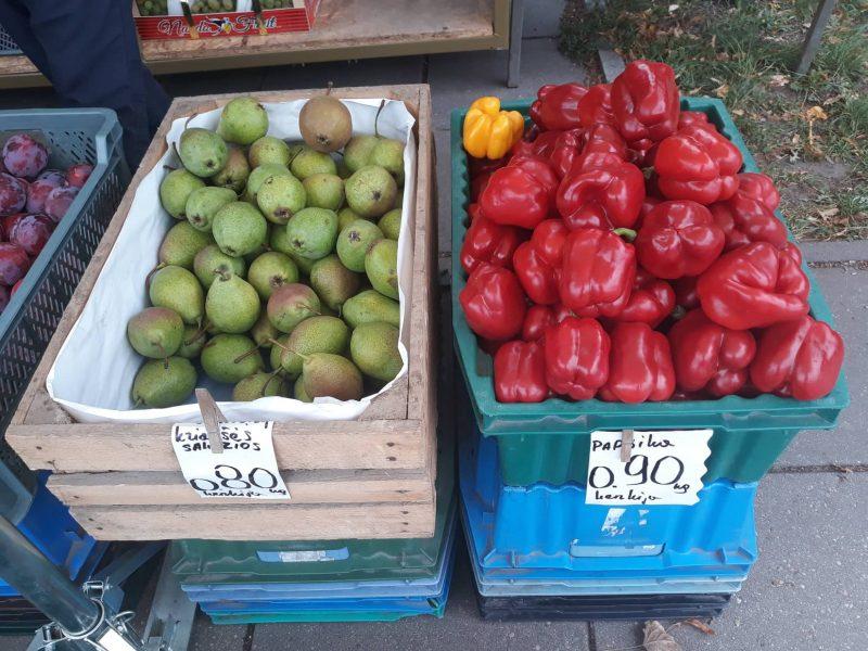 Kur klaipėdiečiams pirkti pigiausia: parduotuvėje ar turguje?