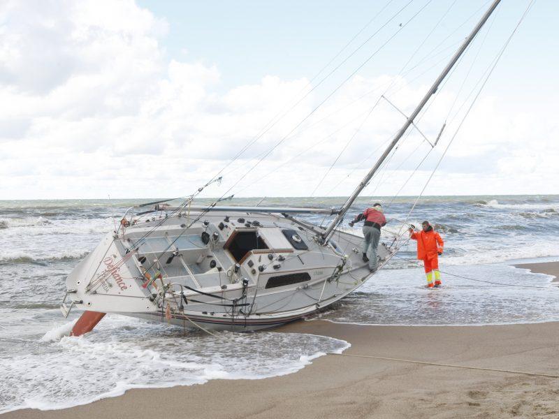 Baltijos jūroje – tragiška lemtis: audros pražudo šimtus žmonių