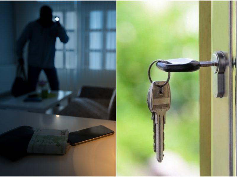 Saugios ir ramios vasaros atostogos: kaip apsaugoti namus nuo įsilaužėlių?