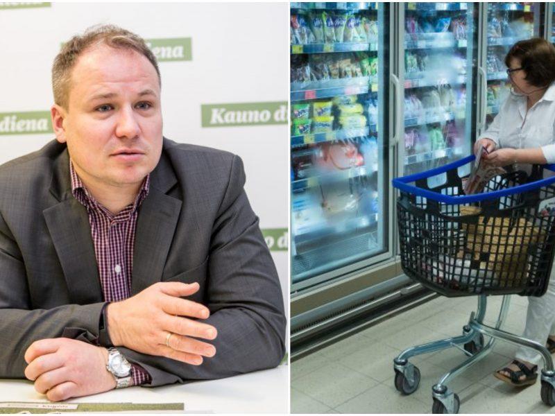 Žemės ūkio ministras: kainų didėjimas – sustabdytas
