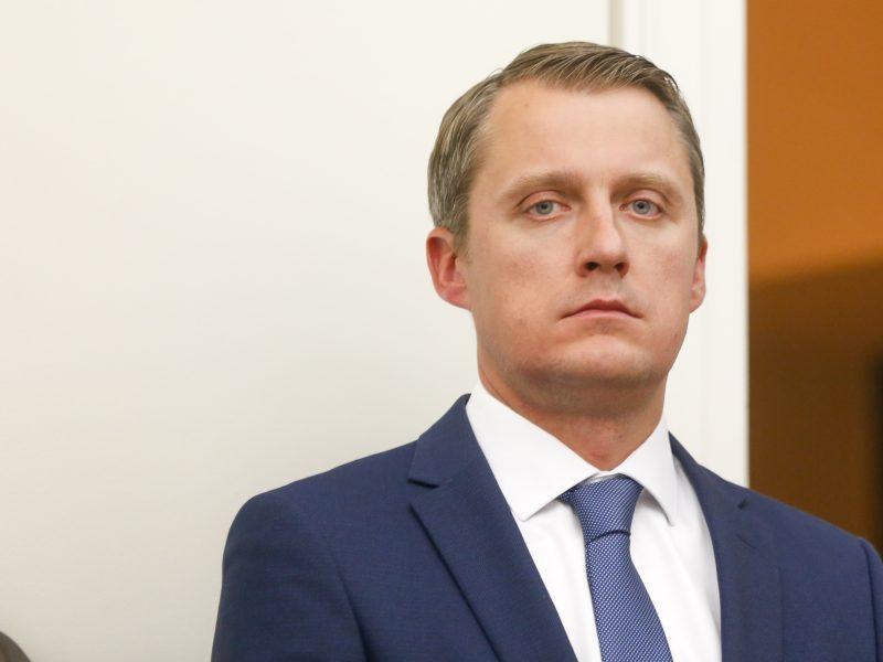 Energetikos ministras Ž. Vaičiūnas pretenduoja tapti generaliniu konsulu Los Andžele
