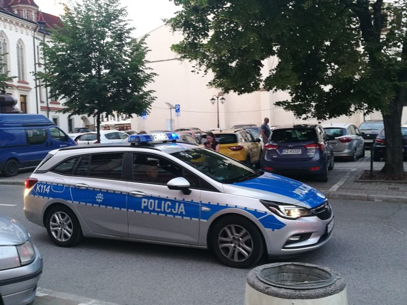 Lenkijoje per išpuolį mokykloje sužeisti du žmonės
