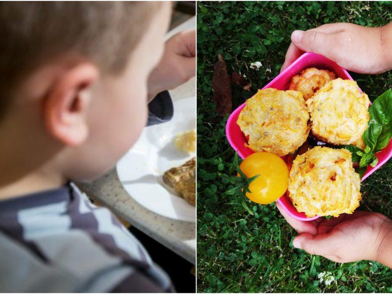 Mokyklinuko pietų dėžutė: ką pagaminti vaikams?
