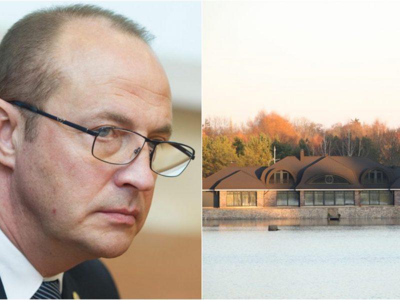 """R. Malinauskas: sprendimas nugriauti Vijūnėlės """"dvarą"""" – politinio užsakymo dalis"""