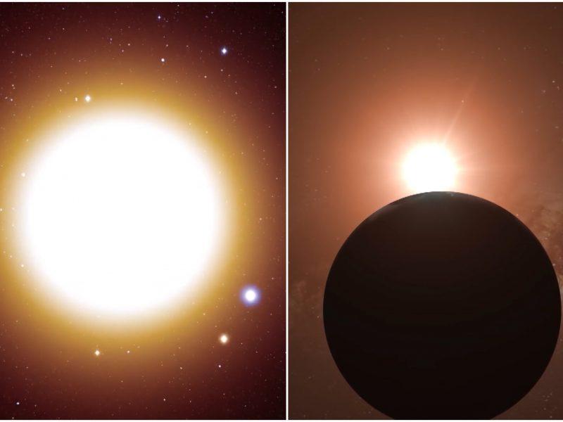 Lietuvos mokslininkai tiria žvaigždes, aplink kurias galimai skrieja egzoplanetos