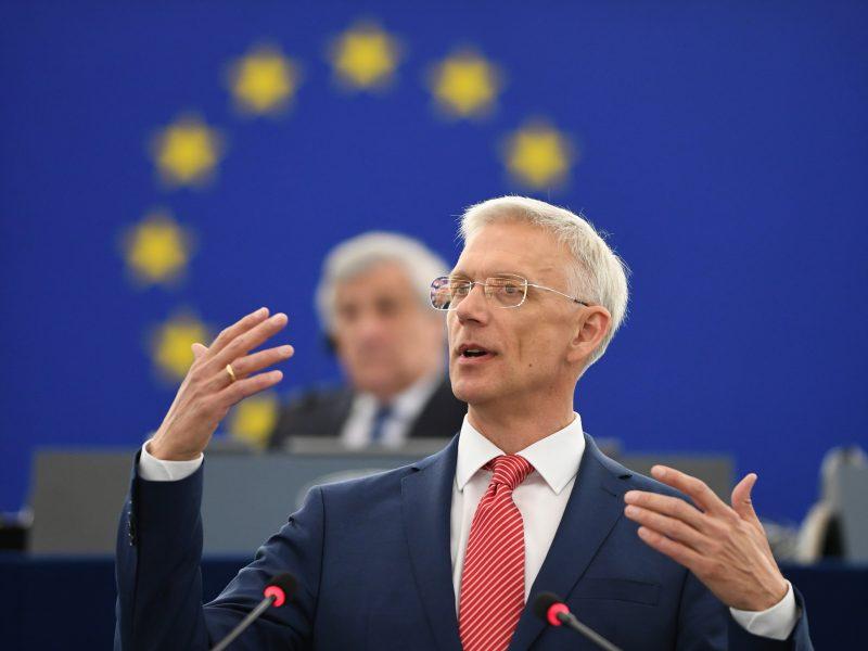 Latvija pasisako už ES įstatymą prieš Rusijos propagandą