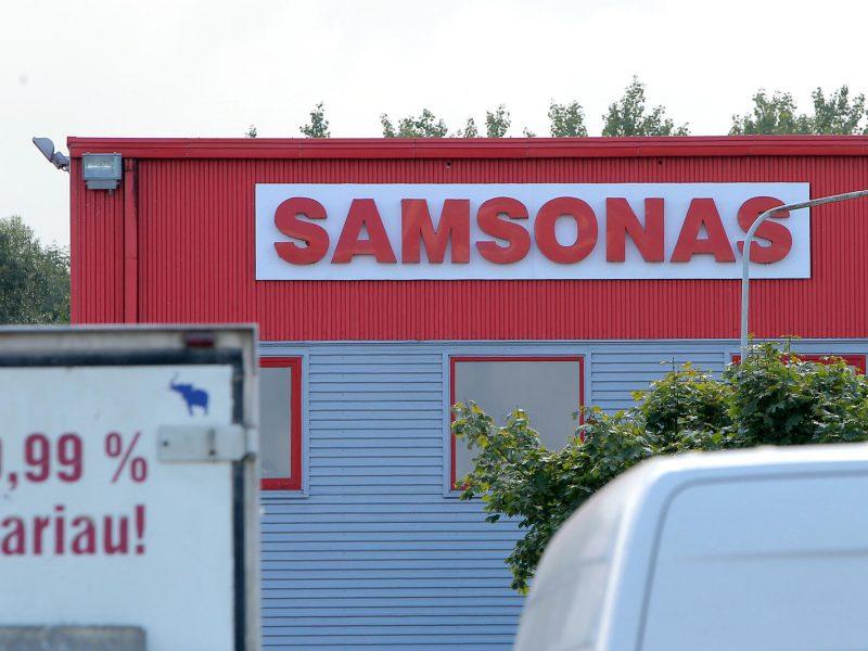 """""""Samsono"""" mėsos gaminių reklama galėjo klaidinti vartotojus: bendrovei skirta bauda"""