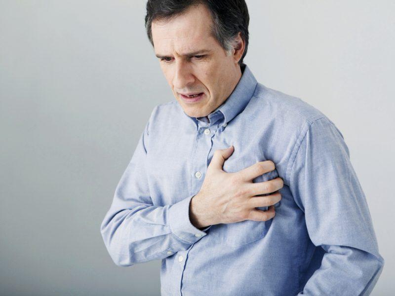 hipertenzija užsitęsusi