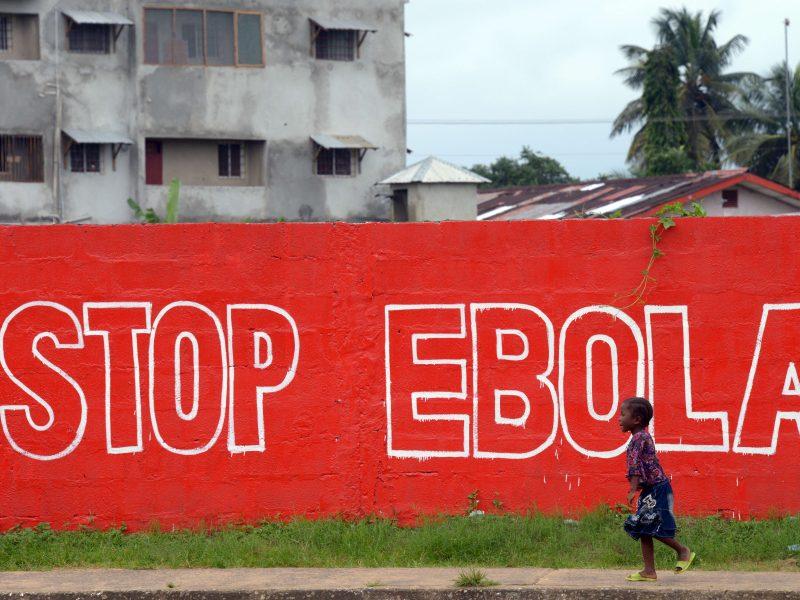 Ebola gali greitai tapti išgydoma liga?